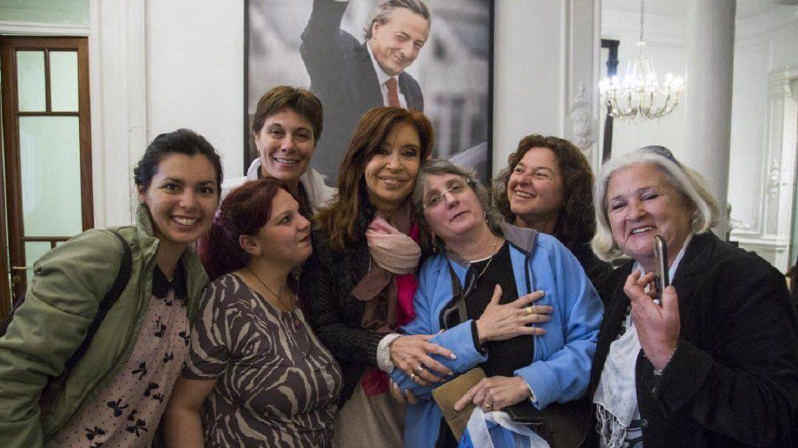 Cristina Kirchner - Crédito:Cristina Fernández de Kirchner