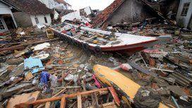 Salvar a su mujer o a su madre y su hijo: la decisión más difícil de un indonesio en medio del tsunami