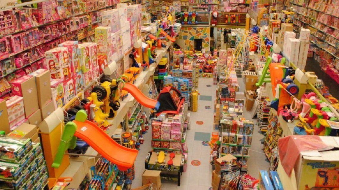 Reyes devaluados: la venta de juguetes cayó 13,5% y el gasto promedio fue de $300