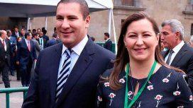Cayó un helicóptero en México: murió la gobernadora de Puebla