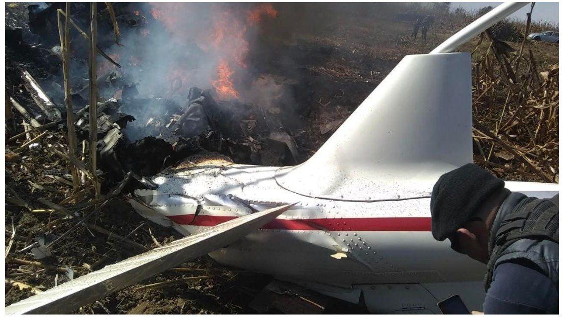 México: la gobernadora y el ex gobernador de Puebla murieron en un accidente en helicóptero
