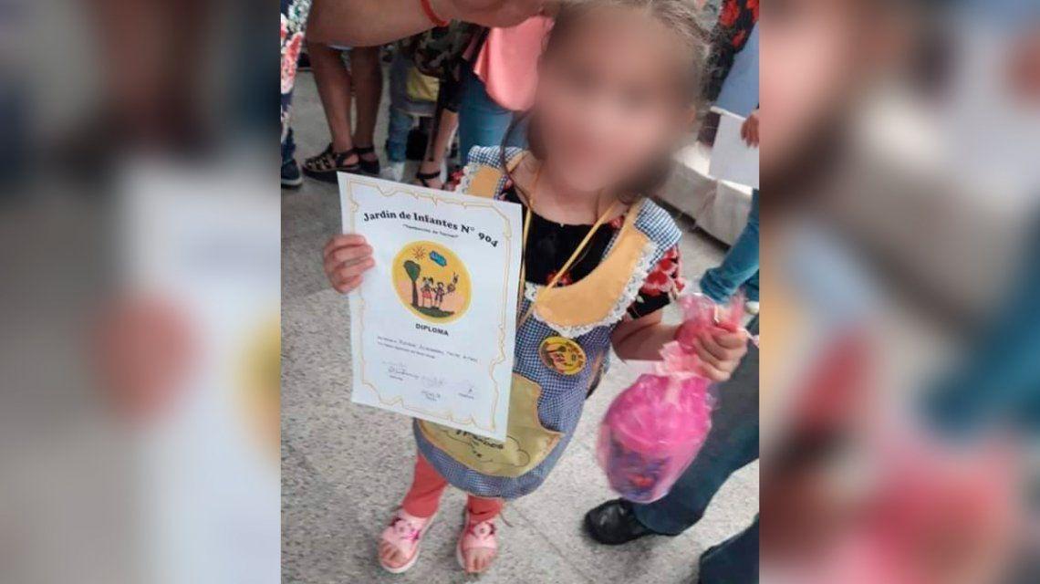 El reclamo de los papás de la nena baleada: Es tema de Macri dejar a gente demente armada