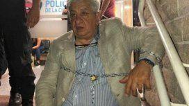 Piumato sigue encadenado: Si no la liberan vamos a movilizar a la fiscalía