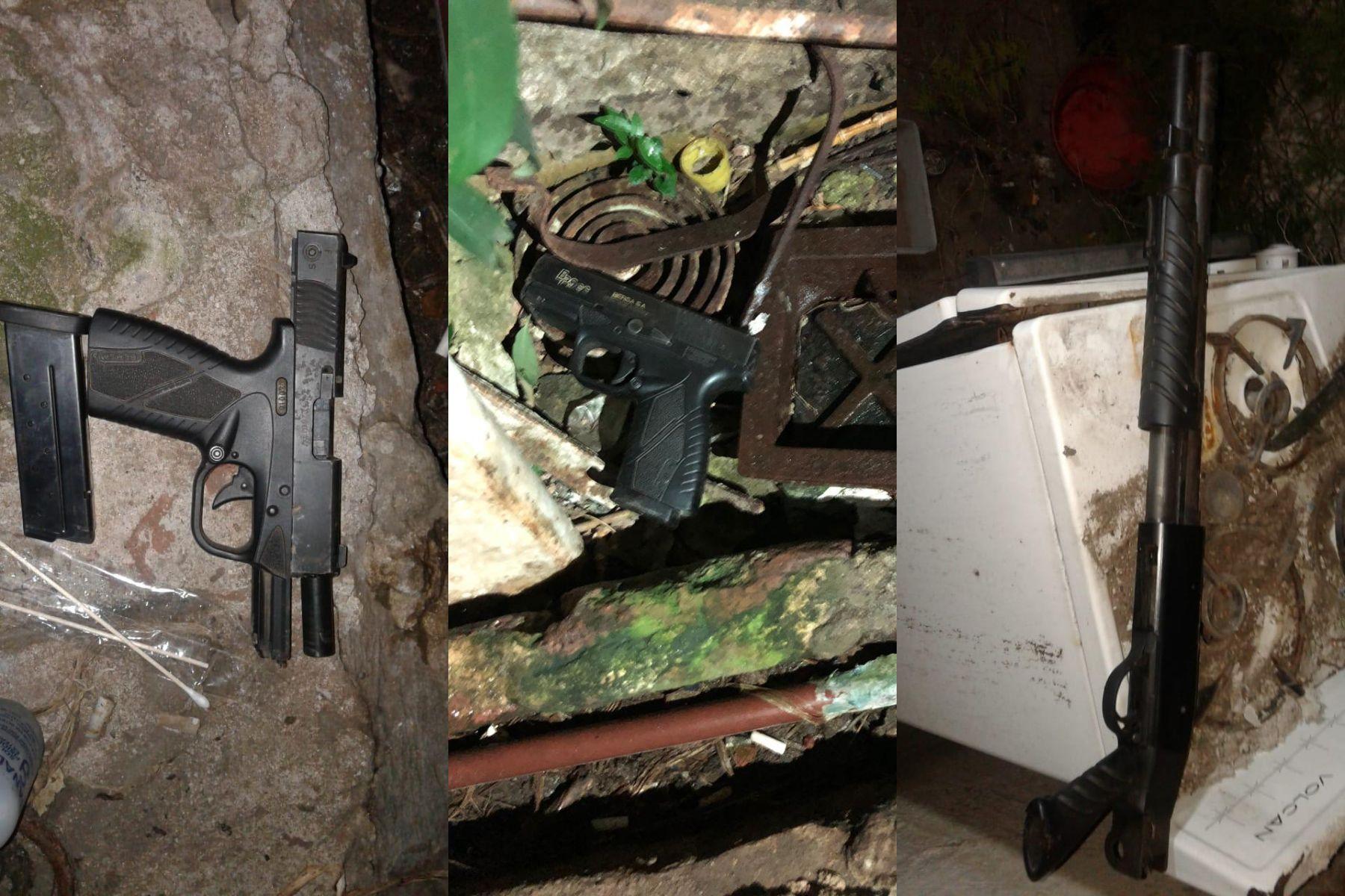 Detuvieron al novio de una vecina de Maite, la nena baleada de Merlo