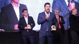 El periodista Cristian Romero fue premiado por su aporte a la Seguridad Vial