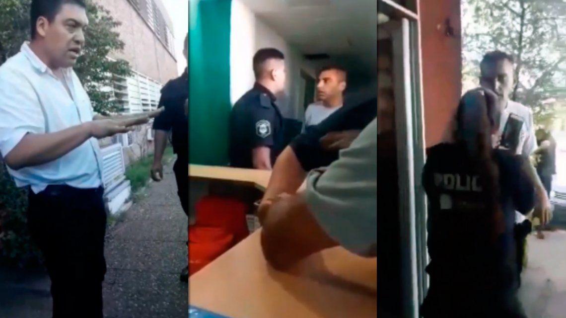 Desafectaron a dos policías que se presentaron a trabajar borrachos