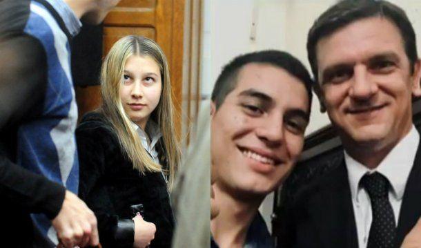 Caudana había pedido permiso para ver a Galarza a través de su abogado, Augusto Lafferriere<br>