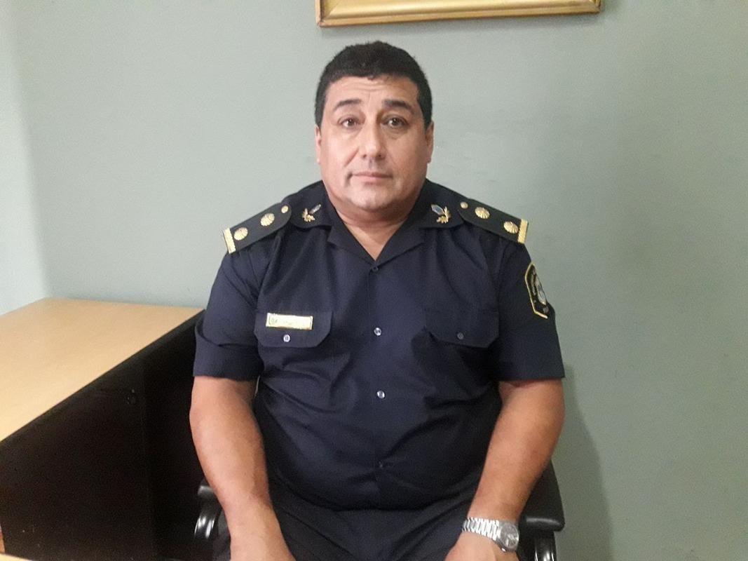 El comisario Gatti fue desafectado de la fuerza tras un audio viral