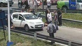 Dos ladrones murieron baleados por la policía cuando intentaban huir tras robar un local