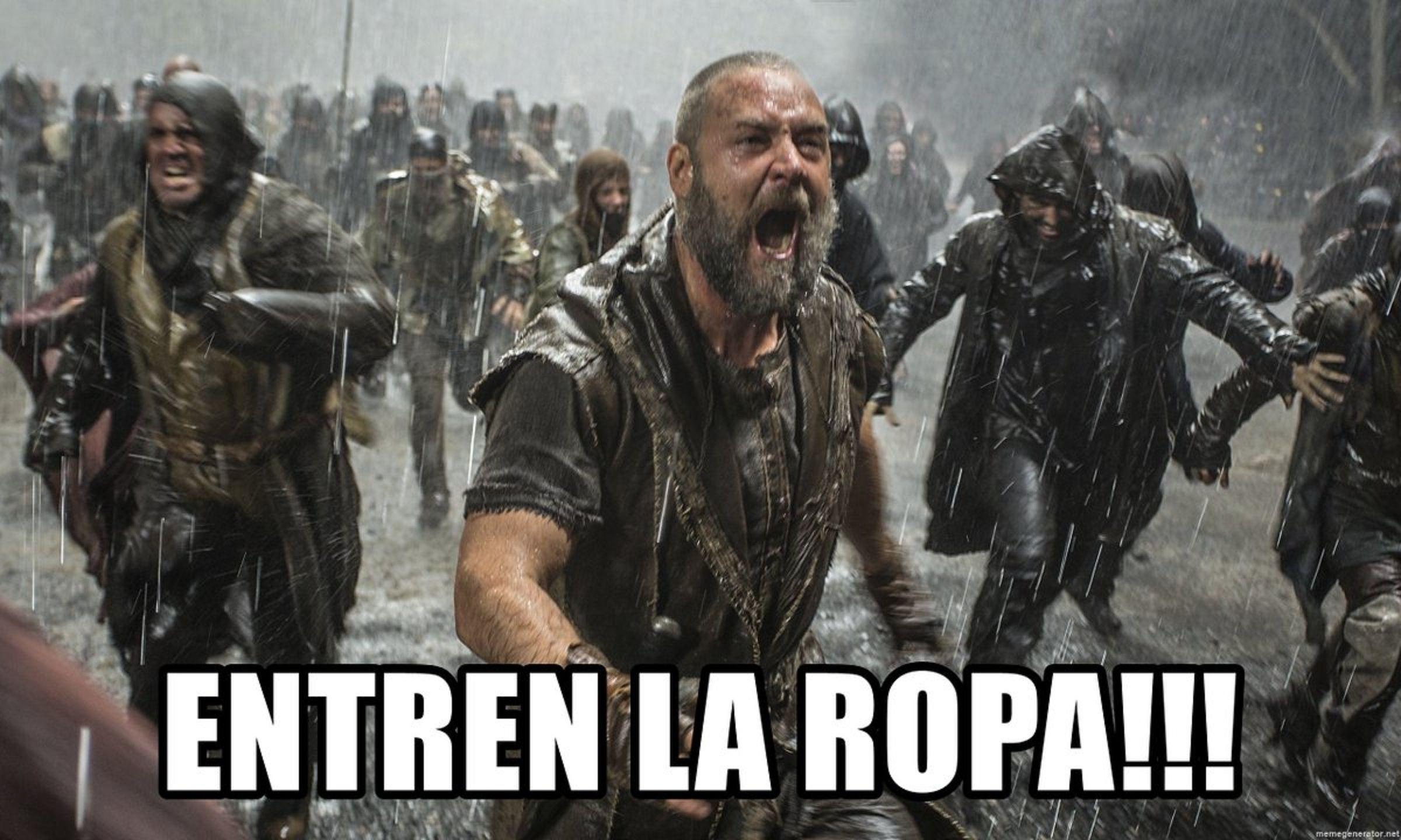 Los memes por la tormenta que azotó a la Ciudad y el Conurbano