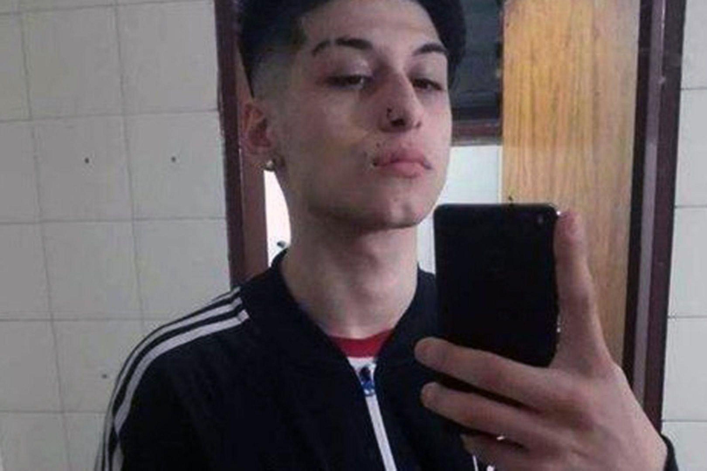 Matteo Villica tenía 16 años