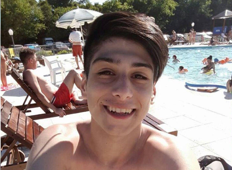Mateo Villica tenía 16 años.