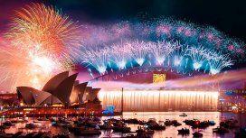 Ya es Año Nuevo: así festejaron los primeros países en recibir al 2019