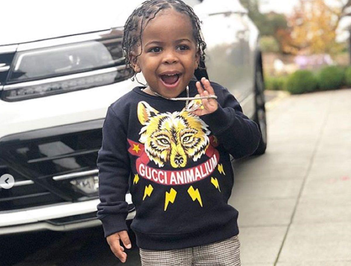 El video del pequeño hijo de Raheem Sterling que sorprendió a todos