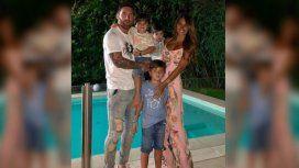 El baile de Messi con Antonela Roccuzzo en Fin de Año