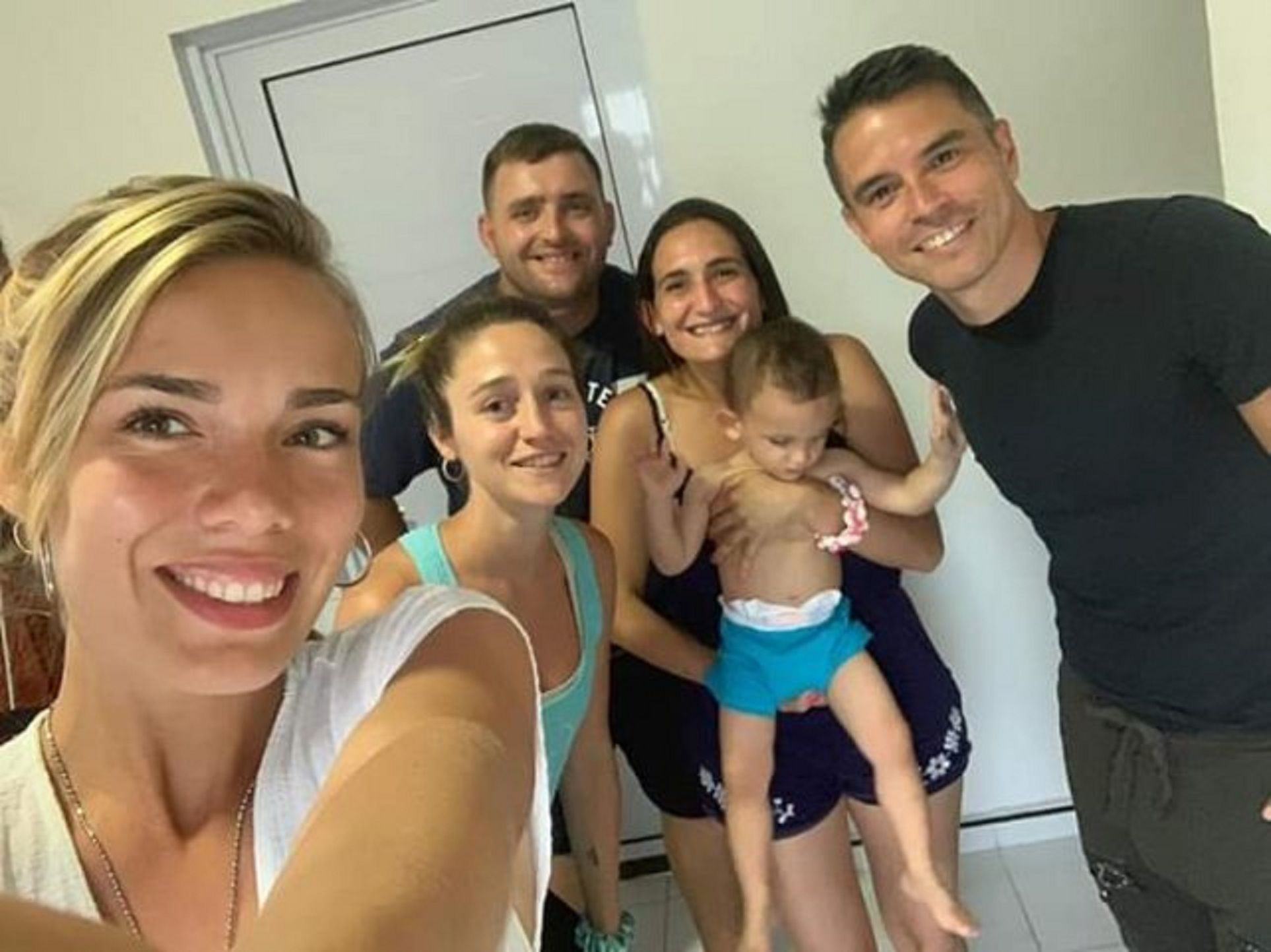 El gesto solidario de Javier Saviola para que un nene pueda recuperar la visión