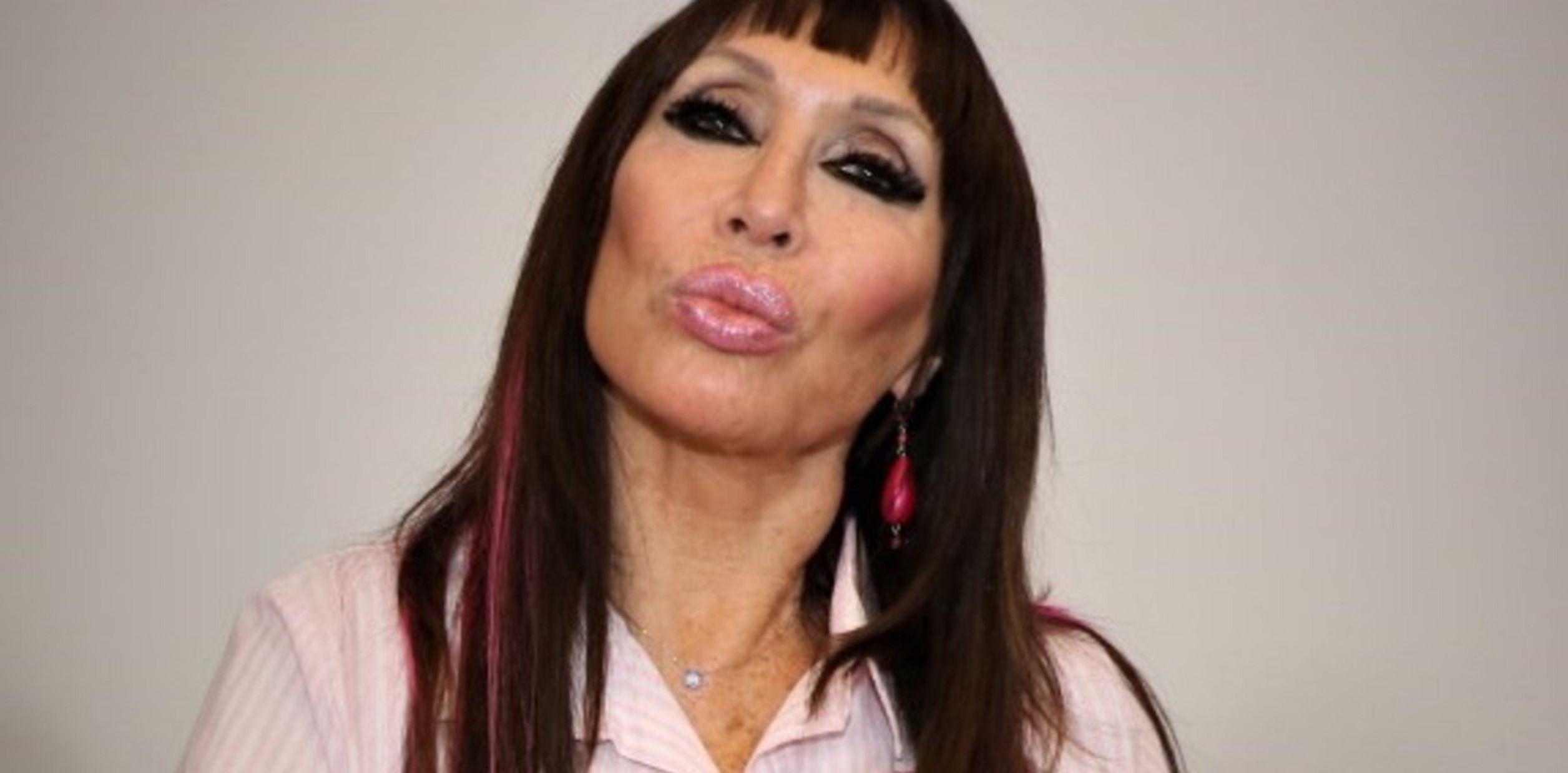 Demoraron a Moria Casán en Uruguay