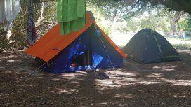 Violación en el camping: confirman la detención de los cinco acusados