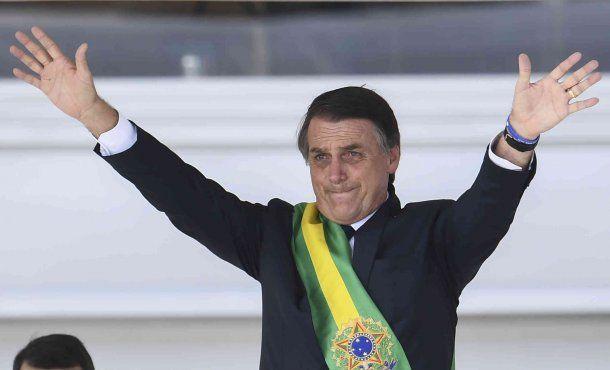 Jair Bolsonaro<br>