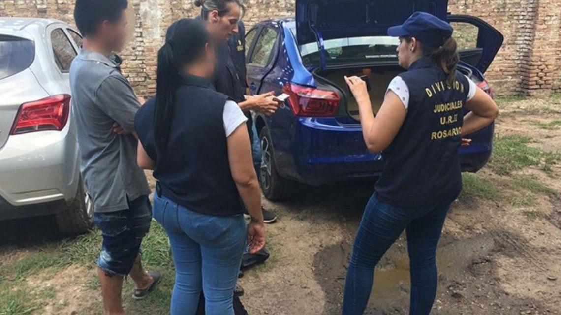 Rosario: detuvieron a dos policías por robar $62 mil