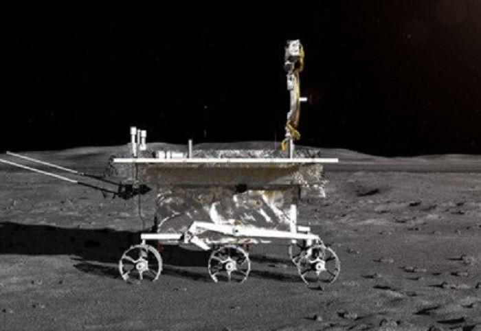 Histórico: China logró aterrizar con éxito en la cara oculta de la Luna