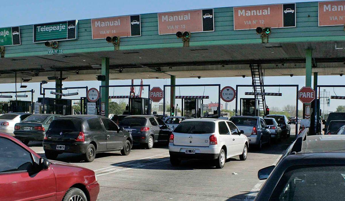 La Ciudad de Buenos Aires inaugura un sistema que elimina las barreras en los peajes