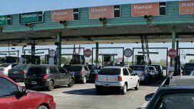 Los peajes de la Ciudad están un 34,8% más caros para los autos
