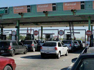 fuerte aumento: los peajes de la ciudad estan un 34,8% mas caros para los autos