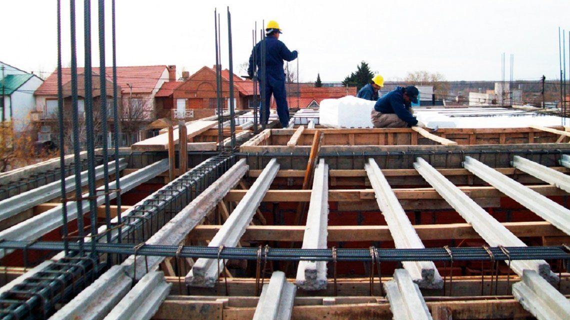 La construcción se desmoronó 15,9% en noviembre