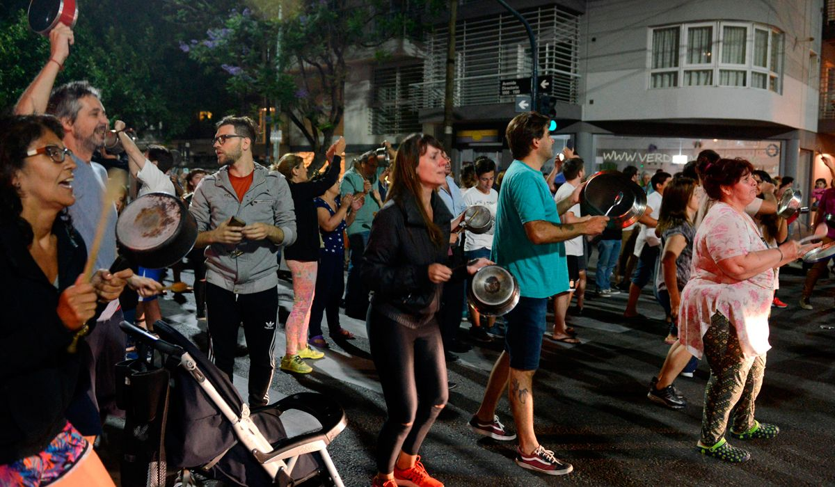 El mapa del ruidazo en la Ciudad: dónde serán las protestas contra los tarifazos