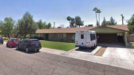 La clínicaHealthCare, en Phoenix (foto: Google maps)