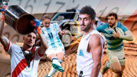 Copa América, Mundiales y mucho más: la agenda deportiva de un 2019 repleto de acción