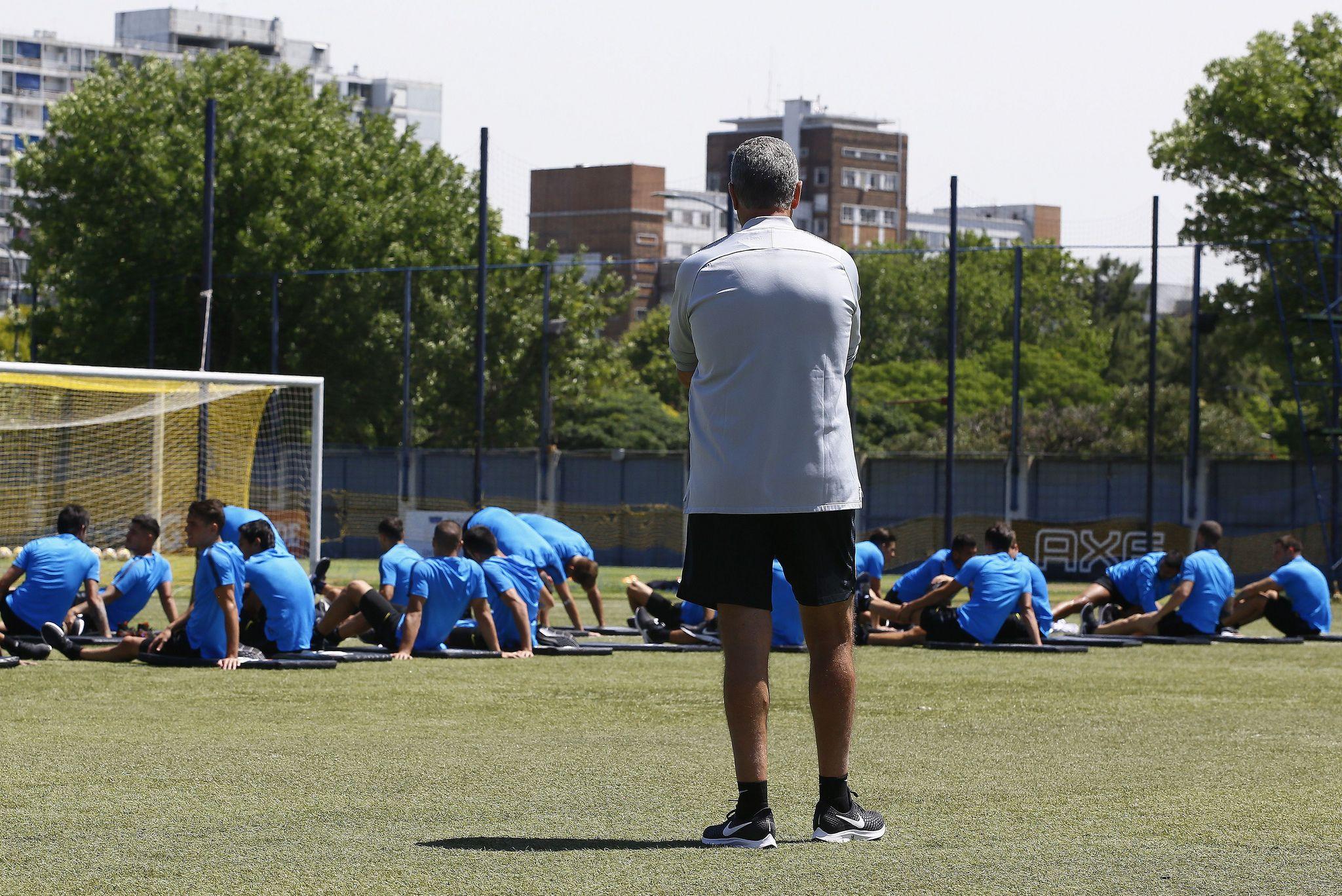 Boca perdió interés en uno de los refuerzos que más buscaba: Eduardo Salvio