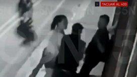 VIDEO: Así balearon en una pierna al turista sueco en Monserrat