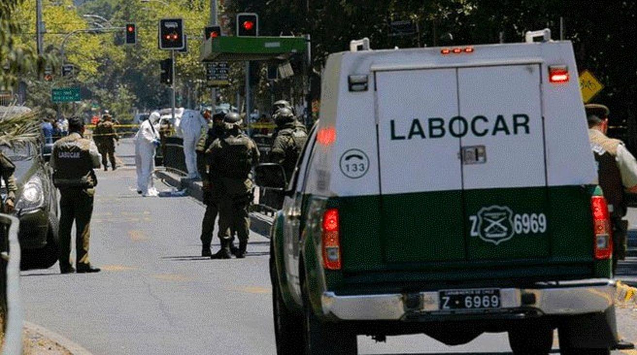 La explosión dejó al menos cuatro heridos