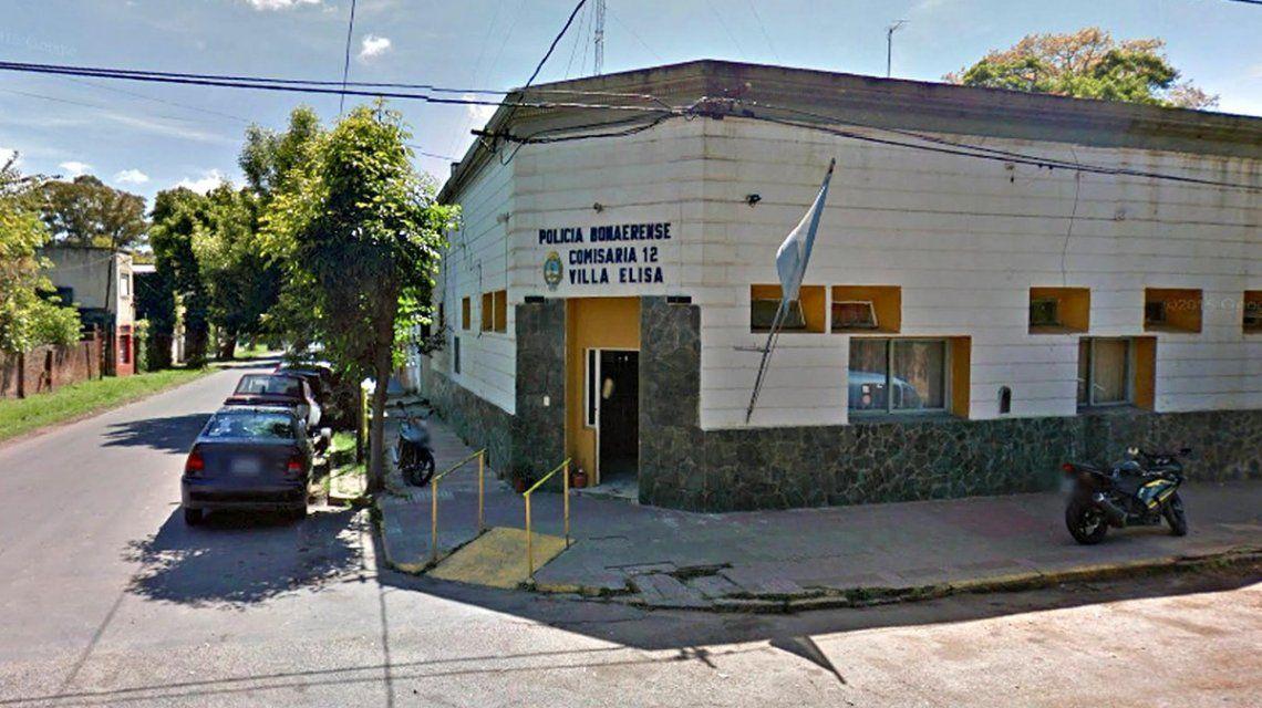 Comisaría de Villa Elisa