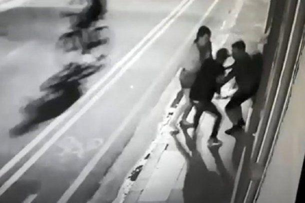 Así fue el ataque al turista sueco<br>