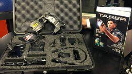 ¿Cómo funcionan las pistolas Taser que quiere incorporar el gobierno de Macri?