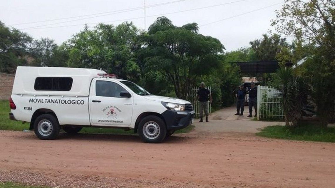 Chaco: un hombre mató a su hija de un escopetazo y luego se quitó la vida