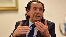Ministro de Producción y Trabajo, Dante Sica