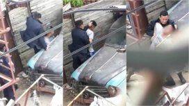 Un policía de dio Paliza a un menor en Quilmes