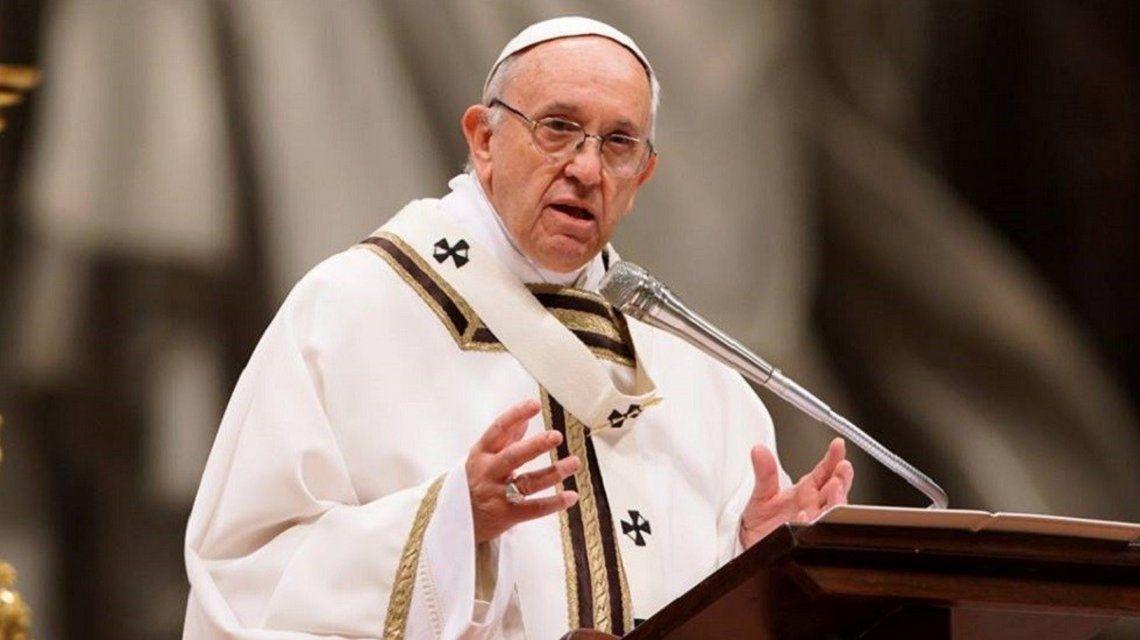 Duro reproche de 20 ex presidentes al Papa Francisco por su mensaje de Navidad sobre Venezuela