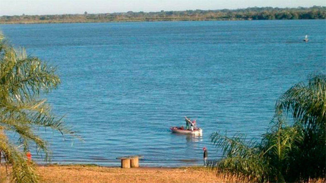 Tragedia en Corrientes: rescató a sus dos hijos en el río y murió ahogado