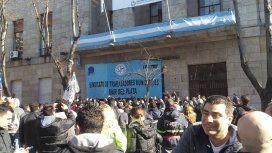 Dictaron la conciliación obligatoria en el conflicto de los municipales marplatenses
