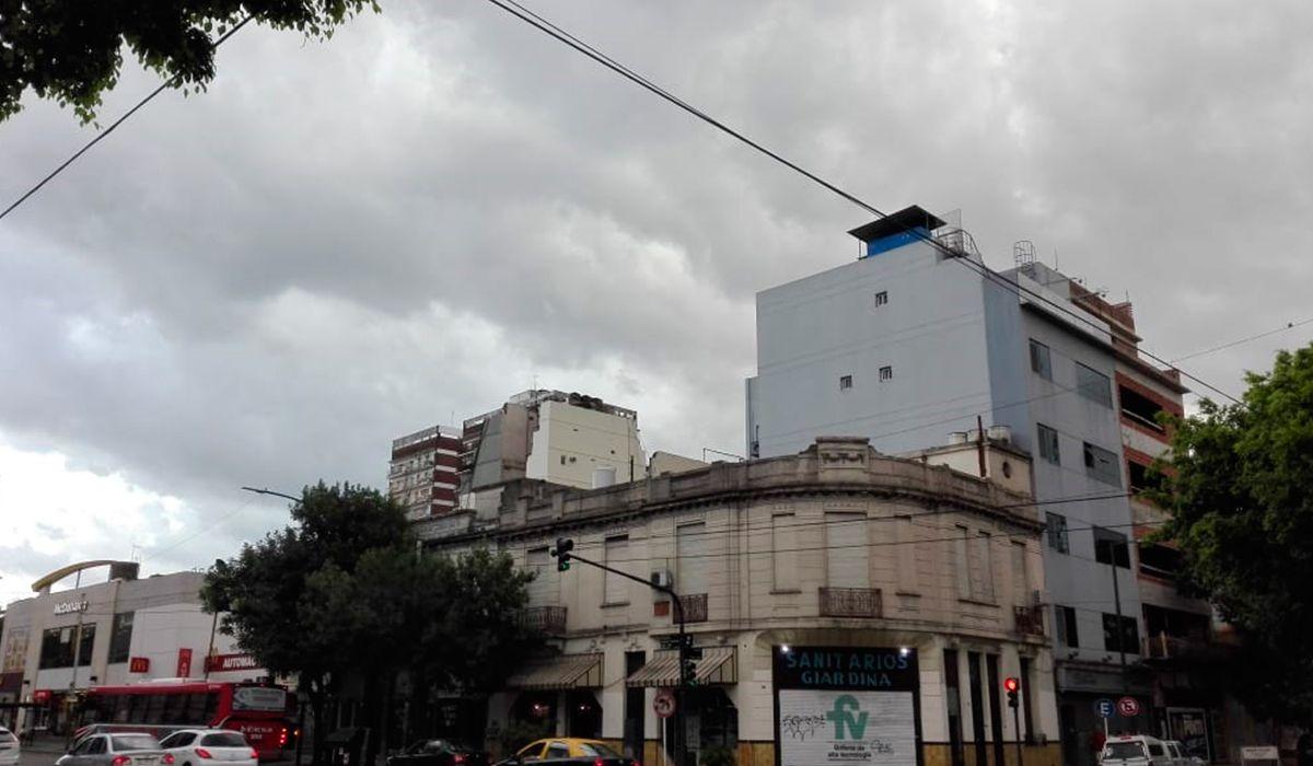 Alerta meteorológico en Ciudad y el Conurbano por ráfagas fuertes
