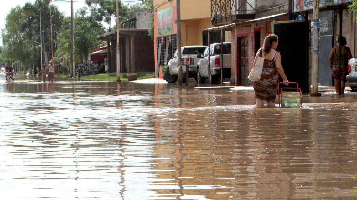 ¿Cuál es el fenómeno regional que causa las inundaciones y seguirá castigando al Litoral?