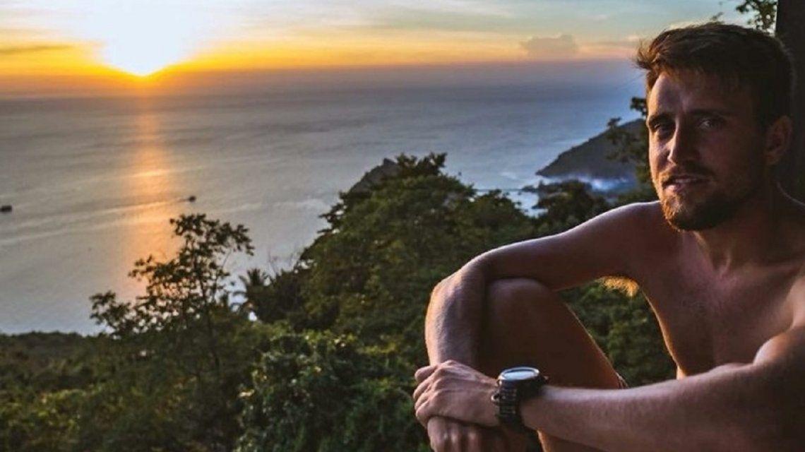 Habló el instructor de la turista argentina fallecida en Tailandia: No soy un asesino