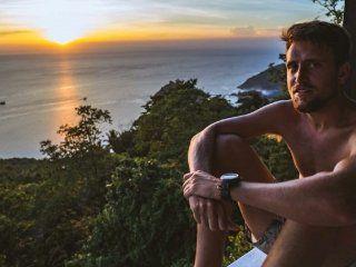 hablo el instructor de la turista argentina fallecida en tailandia: no soy un asesino