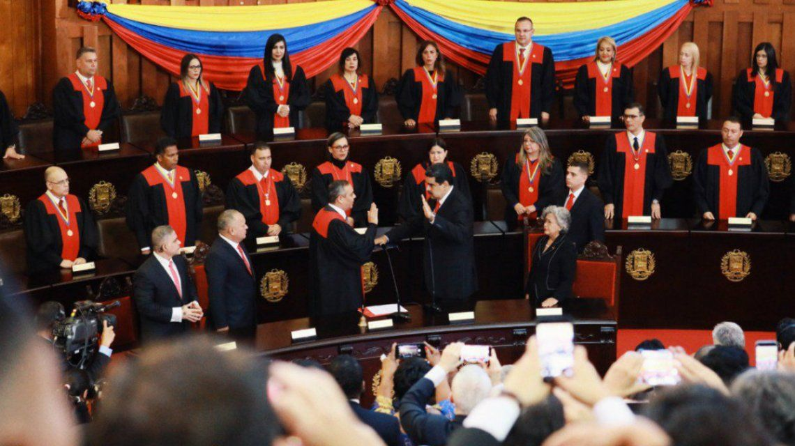 Oficial: Argentina desconoce la legitimidad del gobierno de Nicolás Maduro