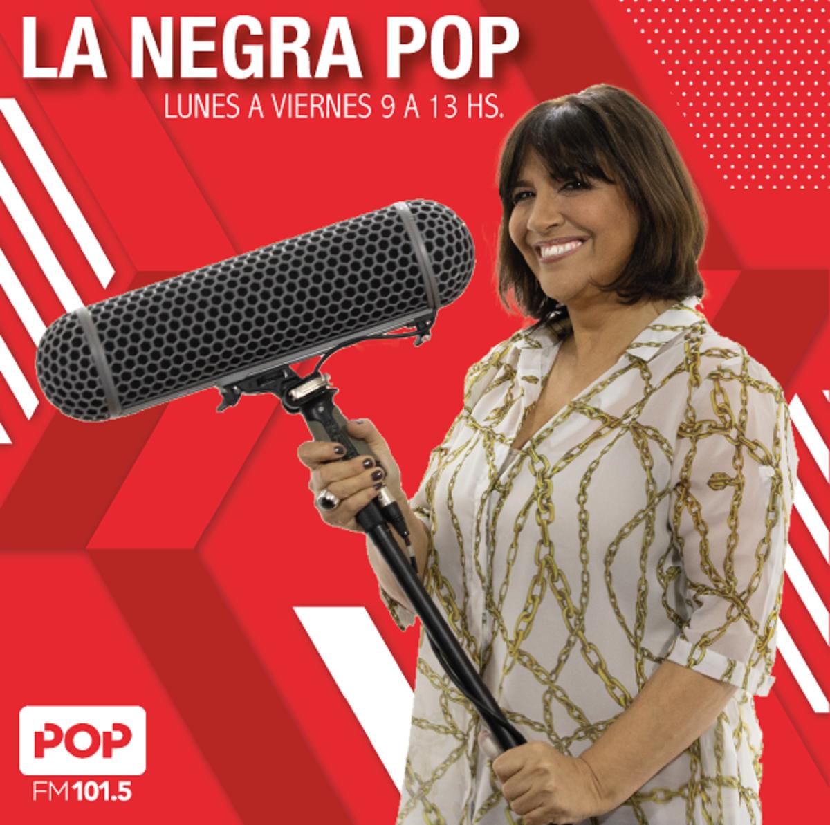 Elizabeth Vernaci vuelve con La Negra Pop